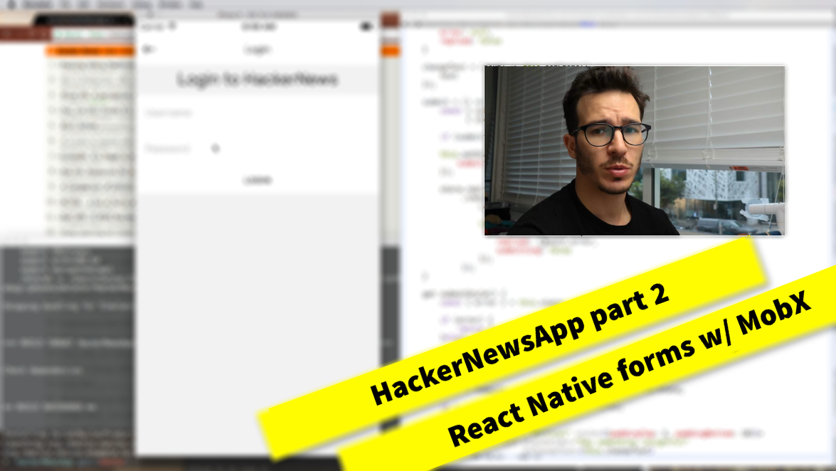Tutorial: Building React Native Hacker News App part 2 - RN School
